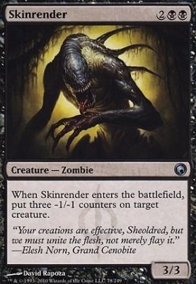 Scars of Mirrodin: Skinrender