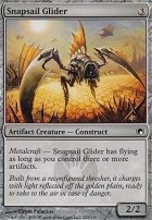 Scars of Mirrodin Foil: Snapsail Glider