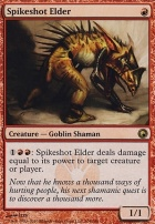 Scars of Mirrodin: Spikeshot Elder
