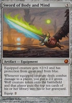 Scars of Mirrodin: Sword of Body and Mind