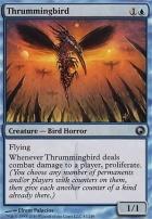 Scars of Mirrodin: Thrummingbird