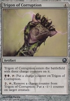 Scars of Mirrodin: Trigon of Corruption