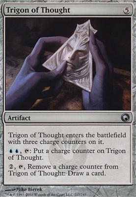 Scars of Mirrodin: Trigon of Thought