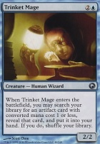 Scars of Mirrodin: Trinket Mage