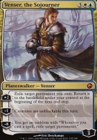 Scars of Mirrodin Foil: Venser, the Sojourner