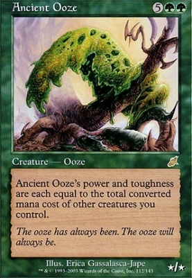 Scourge: Ancient Ooze
