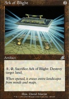 Scourge Foil: Ark of Blight