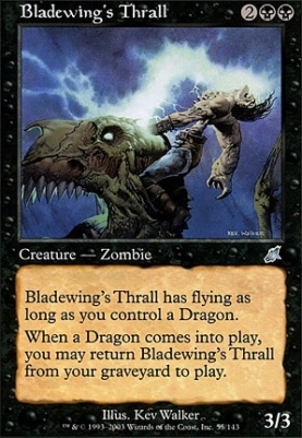 Scourge: Bladewing's Thrall