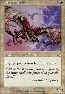 Scourge Foil: Dragonstalker