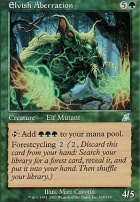Scourge Foil: Elvish Aberration