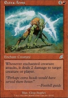 Scourge Foil: Extra Arms