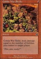 Scourge: Goblin War Strike