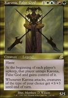Scourge: Karona, False God