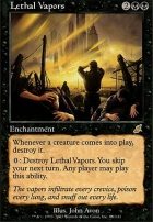 Scourge: Lethal Vapors