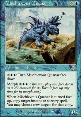 Scourge: Mischievous Quanar
