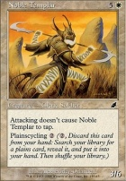 Scourge Foil: Noble Templar