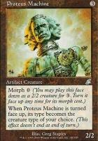 Scourge Foil: Proteus Machine