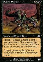 Scourge Foil: Putrid Raptor