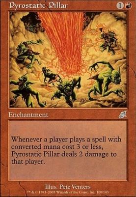 Scourge: Pyrostatic Pillar