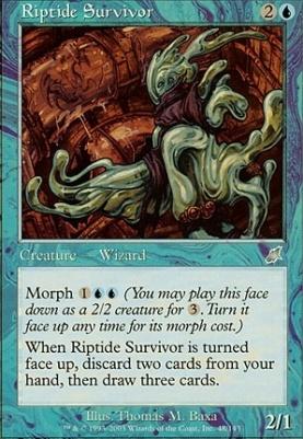 Scourge Foil: Riptide Survivor