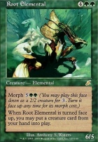 Scourge: Root Elemental