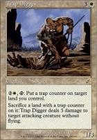 Scourge Foil: Trap Digger