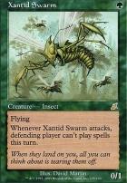 Scourge Foil: Xantid Swarm
