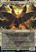 Secret Lair: Admonition Angel (Foil)
