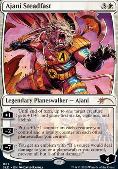 Secret Lair: Ajani Steadfast (Foil)