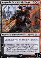 Secret Lair: Angrath, Captain of Chaos (Foil)