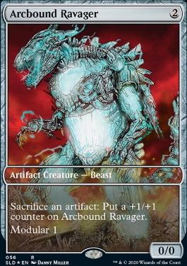 Secret Lair: Arcbound Ravager (Foil)