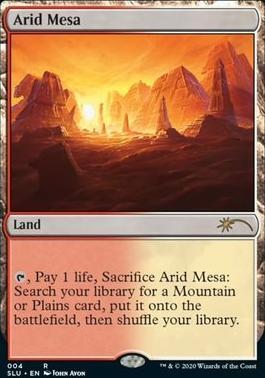 Arid Mesa   Secret Lair   Card Kingdom