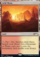 Secret Lair: Arid Mesa