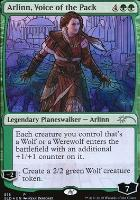 Secret Lair: Arlinn, Voice of the Pack (Foil)