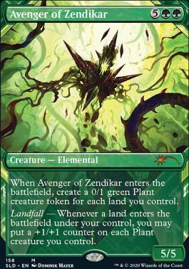 Secret Lair: Avenger of Zendikar (Foil)