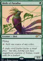Secret Lair: Birds of Paradise (092)