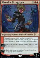 Secret Lair: Chandra, Fire Artisan (Foil)
