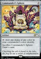 Secret Lair: Commander's Sphere (203 - Foil)