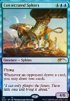 Secret Lair: Consecrated Sphinx (Foil)
