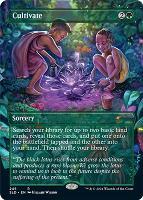 Secret Lair: Cultivate (Foil)