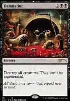 Secret Lair: Damnation (Foil)