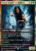 Secret Lair: Daryl, Hunter of Walkers (Foil)