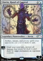 Secret Lair: Dovin, Hand of Control (Foil)