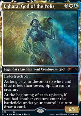 Secret Lair: Ephara, God of the Polis (Foil)