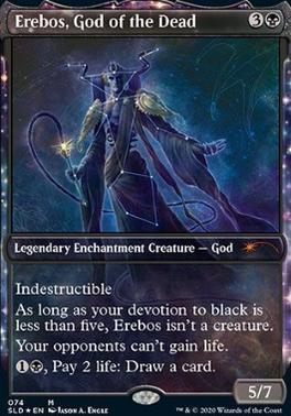 Secret Lair: Erebos, God of the Dead (Foil)