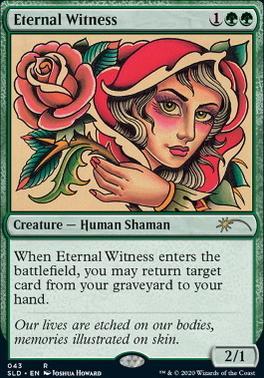 Secret Lair: Eternal Witness