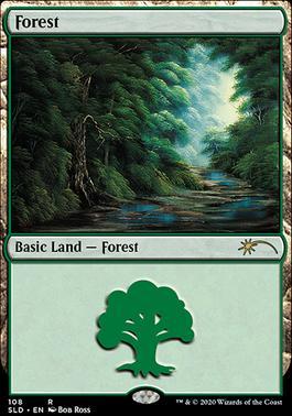 Secret Lair: Forest (108 - Non-Foil)