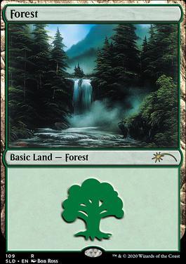 Secret Lair: Forest (109 - Foil)