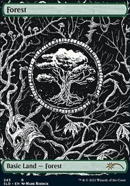 Secret Lair: Forest (243 - Non-Foil)