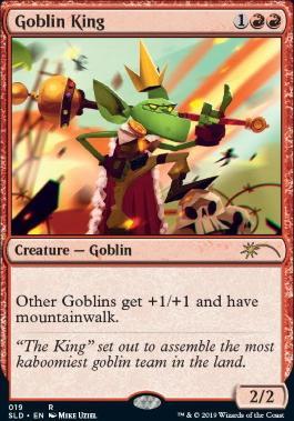 Secret Lair: Goblin King